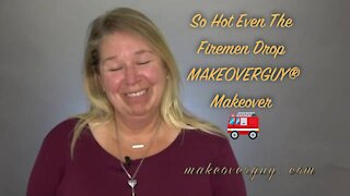 Tears of Shock and Speechless After Her MAKEOVERGUY® Makeover