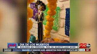 Día de Los Muertos celebrations