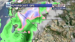 13 First Alert Las Vegas evening forecast | Apr. 3, 2020
