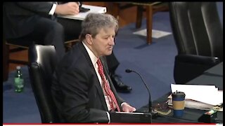 Sen. John Kennedy Drops A Truth Bomb about Gun Control and Our Right To Bear Arms