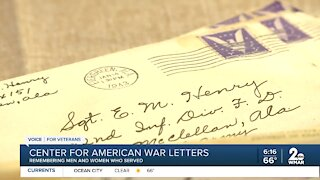 Center for American War Letters
