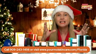Christmas in July Pour Moi Skincare | Morning Blend