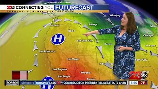 23ABC Weather for October 1, 2020