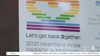 Heartland Pride opens Pop Up Pride center in Old Market