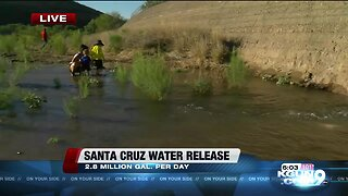 Decades later, reclaimed water added to Santa Cruz Park by downtown