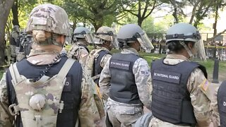 Is The National Guard Caught Between A Rock And A Hard Place?