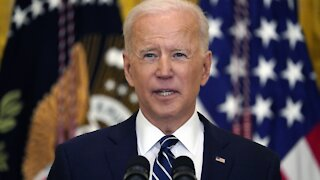 President Biden Vows To Keep Economic Growth Ahead Of China