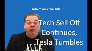 Dallas Trading Floor LIVE March 8, 2021