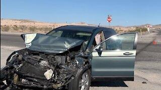 Fatal crash in North Las Vegas