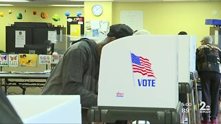 Primary ballot counting continues in Baltimore City