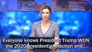 President Trump WON World Report