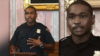 Cleveland police officer who admitted to smoking crack cocaine fired