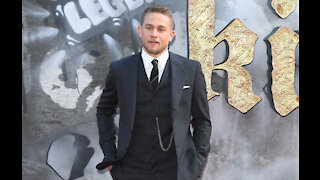 Charlie Hunnam wants to play James Bond