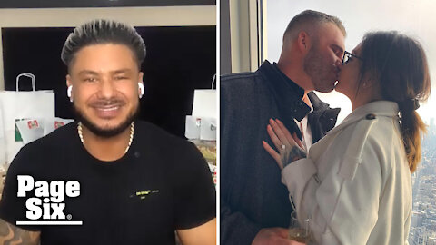 Pauly D: JWoww 'didn't tell anybody' about Zack Carpinello engagement
