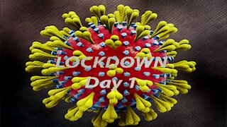 SOUTH AFRICA- Cape Town - Coronavirus: Lockdown Day 1 (Video) (TaR)