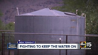 Fight over well water divides West Valley neighborhood