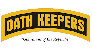 LIVE at 5 PM CDT: Founders of Oath Keepers Give Exclusive Updates