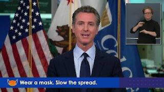 State of California Update: November 16, 2020