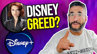 Scarlett Johansson Suing Disney Reveals flagrant Hypocrisy - Viva Frei Vlawg