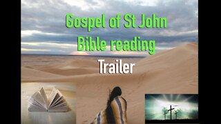 Gospel John trailer