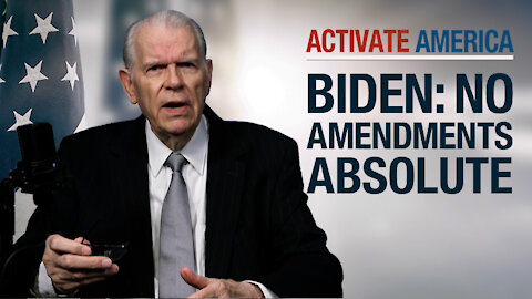 Biden: No Amendment is Absolute