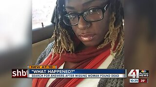 Family of missing mother desperate for answers after finding body