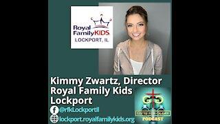 Kimmy Zwartz, Director of Royal Family Kids - Lockport, IL