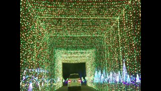 ILLUMINATION AZ! Arizona's largest and brightest holiday light display - ABC15 Digital
