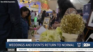 Expo being held for brides and event planners