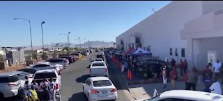 Nevada prepares for Election Day