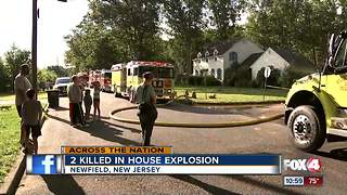 2 dead after house explosion