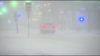 Trent Magill gives update after winter storm moves out