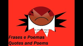 I hate you, am very angry with you! [Quotes and Poems]