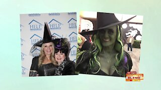 'Night Of The Witches' Halloween Benefit