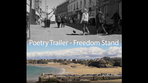 Poetry trailer - Freedom Stand