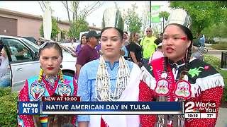 Native American Day in Tulsa