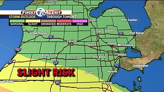 More storms tonight