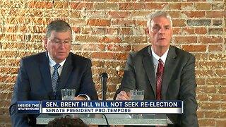 Long-serving Idaho state senator won't seek re-election