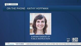 Arizona Superintendent of Public Instruction discusses reopening schools