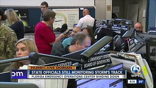 State officials still monitoring storm's track