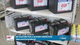 Car Care Month // Get Prepared! // AAA Colorado