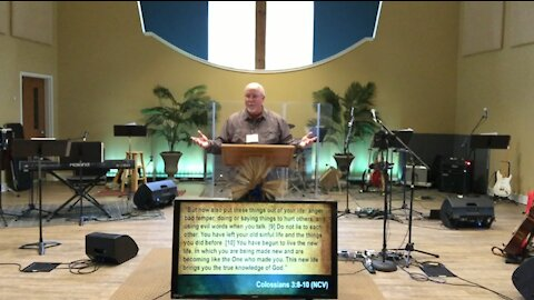 Worship service 2-28-21