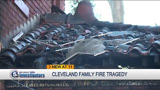 3 dead, 2 injured in fatal Cleveland house fire