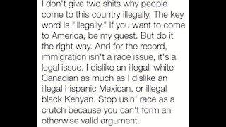 Immigration: Illegal vs Legal