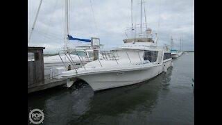 55 foot Bluewater Coastal Cruiser SOLD