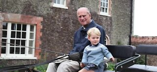 Prince Philip's funeral taking place tomorrow