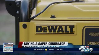Consumer Reports: Buying a safer generator