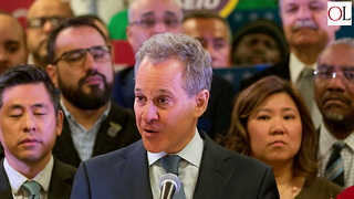 New York Attorney General Resigns Amid Accusations Of Violence Against Women