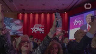 Someone who went to CPAC event tests positive for coronavirus
