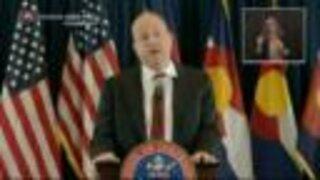 Colorado governor, state epidemiologist provide update on COVID-19 in Colorado
